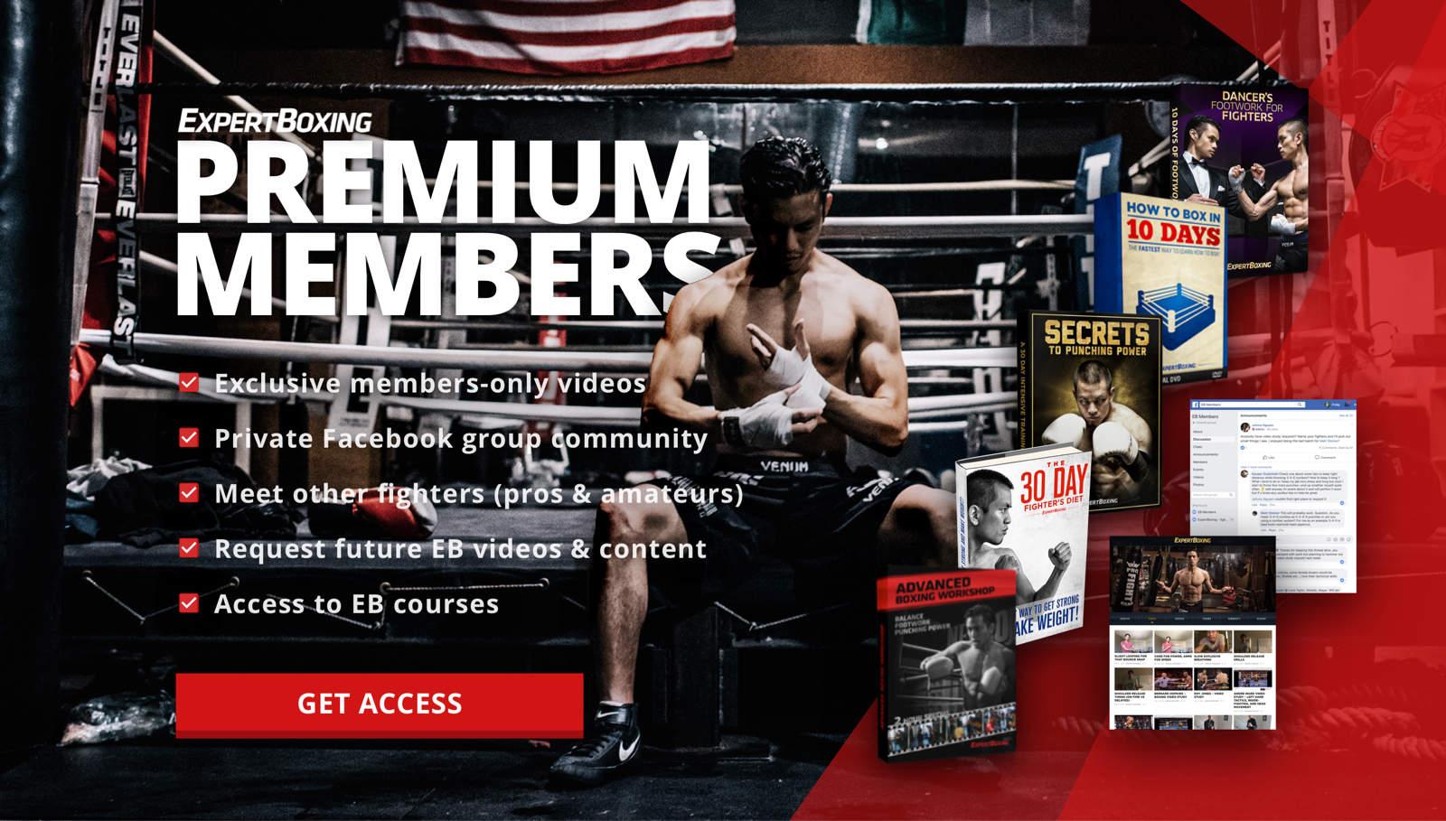 ExpertBoxing Membership