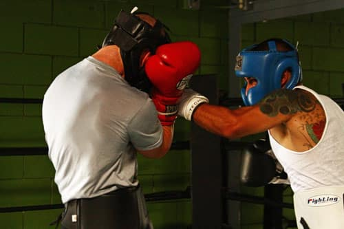 Mastering the Left Hook