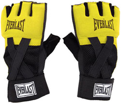 everlast glove wraps review