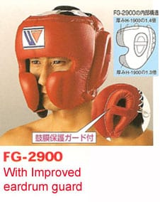 Winning FG-2900 Headgear
