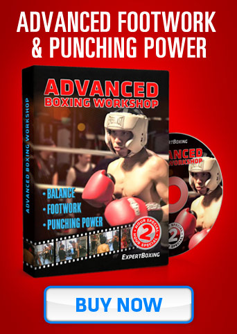 Advanced Footwork and Punching Power