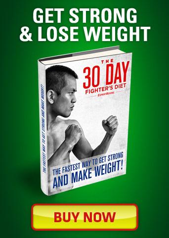 fighters diet