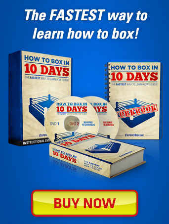 The FASTEST way to learn how to box!