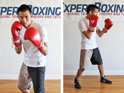 Neutral axis in boxing