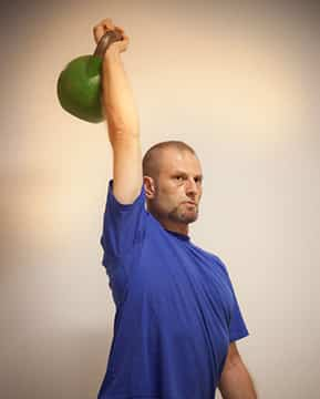 Kettlebell Training for Boxing