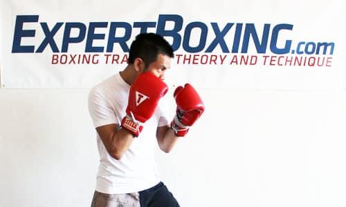 Boxing Secret - Drop the Hips