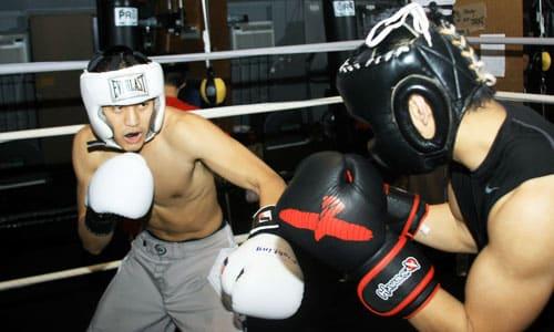 Intermediate Boxing Skills