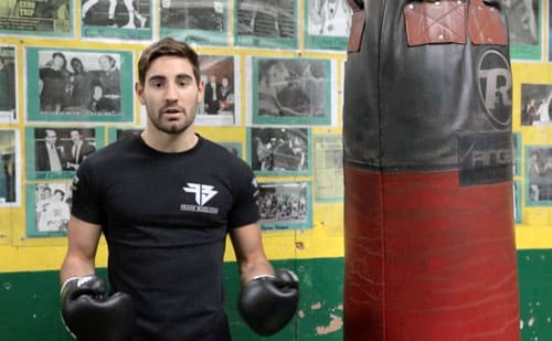 Pro Boxing Tips for Punching Power