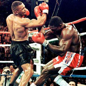 Mike Tyson uppercut