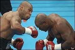 Tyson uppercut technique