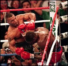 Tyson uppercut