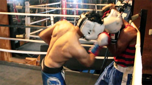 inside fighting for boxing