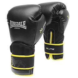 Lonsdale Unisex Contender Gloves Boxing Mesh