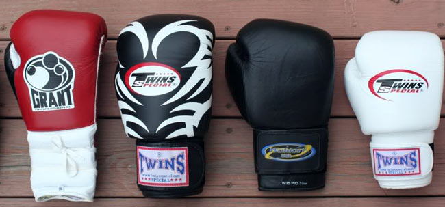 Boxing Gear Business in Thailand