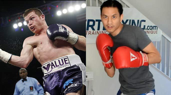 Canelo Boxing Tricks