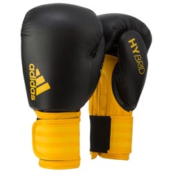 BOXING adidas 100/% Leather Dynamic Professinal Competition Gloves MMA