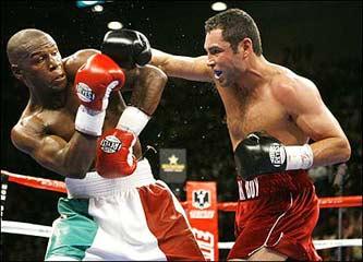 Boxing Defense Awareness