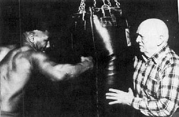 Great Boxing Trainer