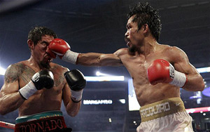 Pacquiao Boxing Tricks