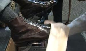 shoeshine combination
